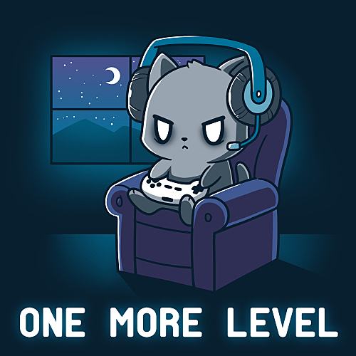 TeeTurtle: One More Level