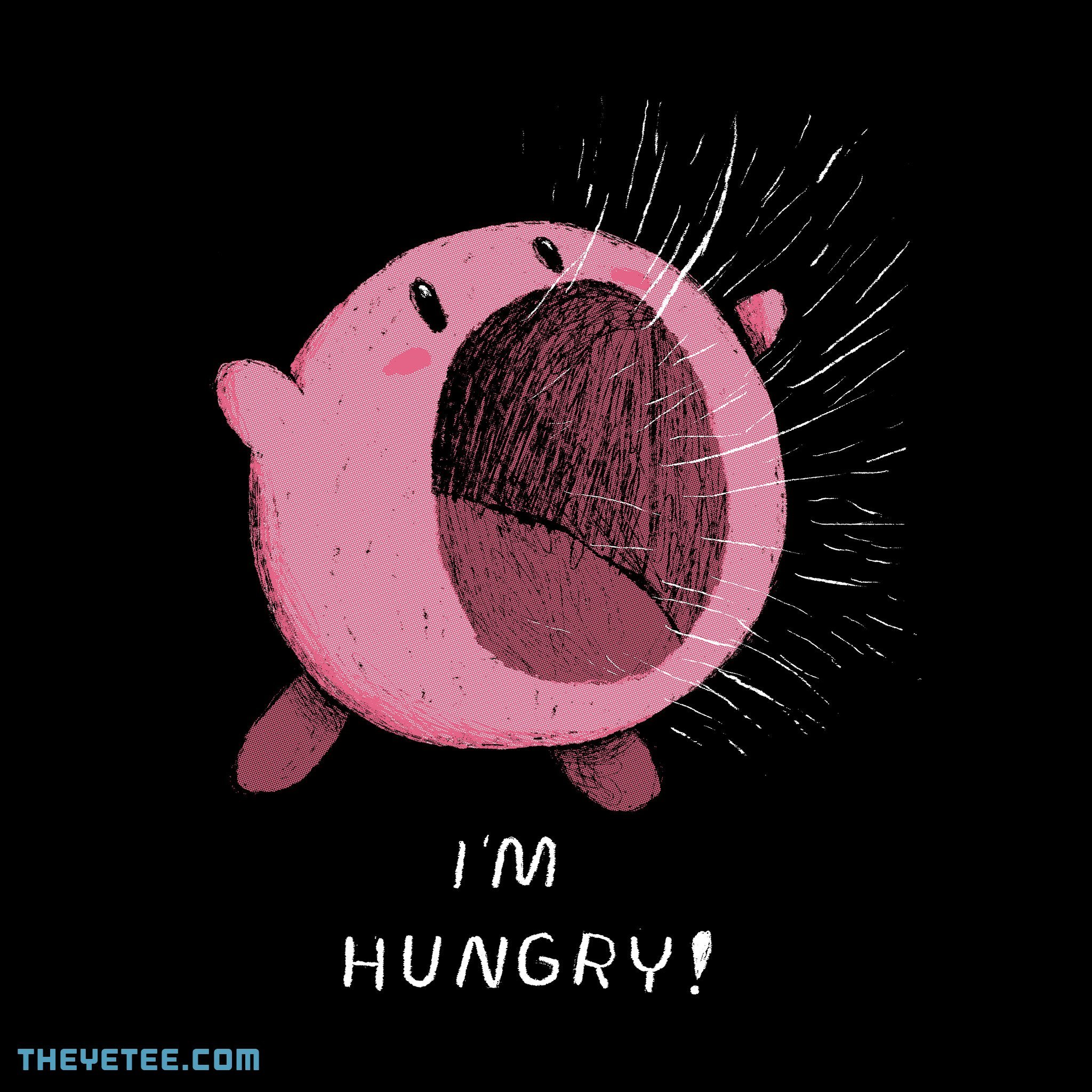 The Yetee: i'm hungry