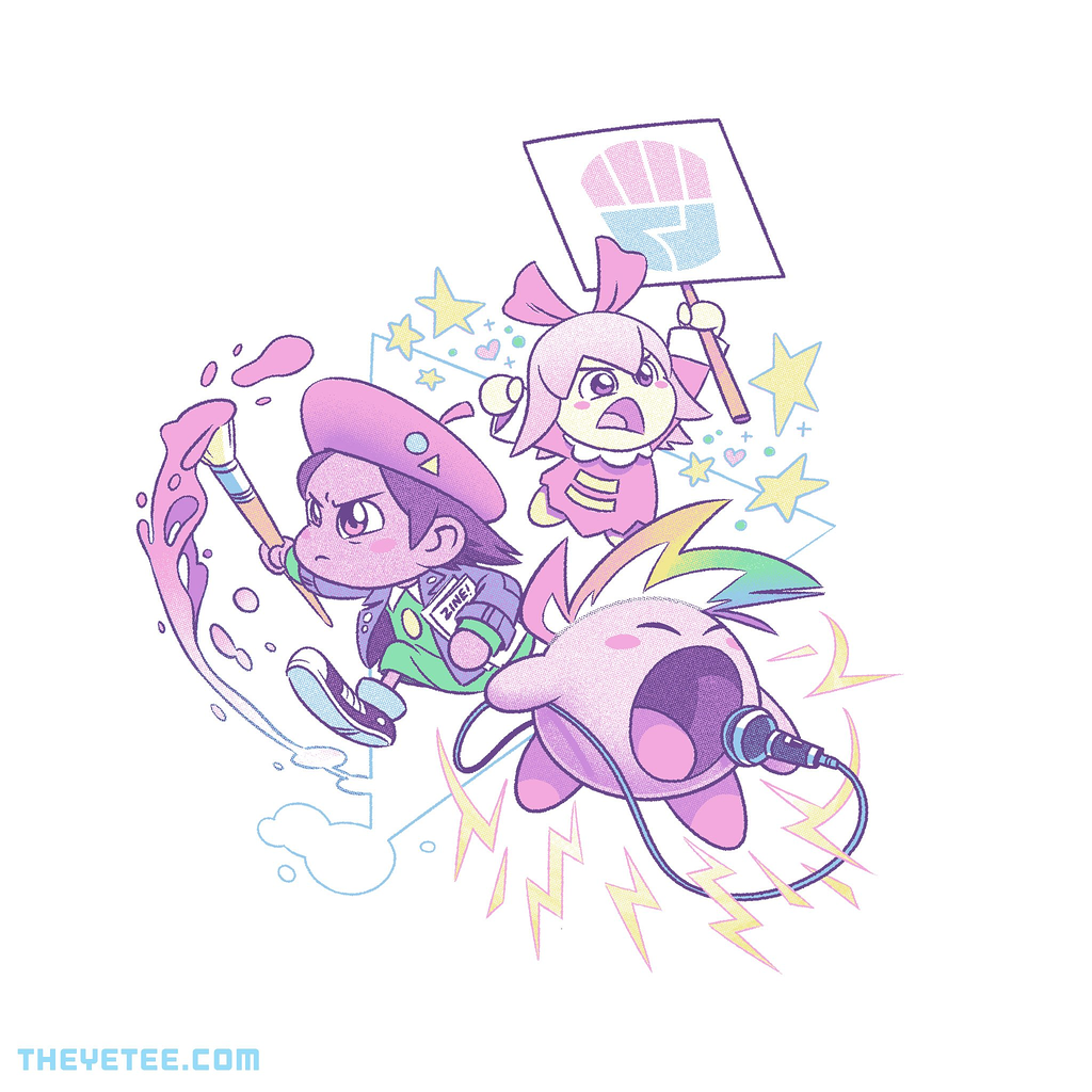 The Yetee: Riot Krrrb