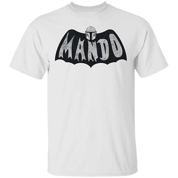 Pop-Up Tee: Retro Mando