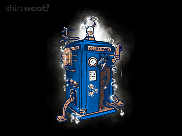 Woot!: Time Punk