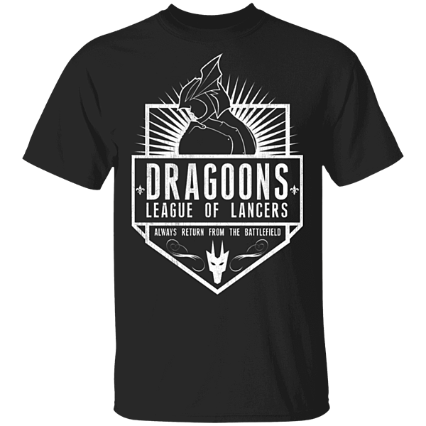 Pop-Up Tee: Dragoons League Of Lancers