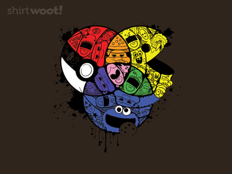 Woot!: Home Skool Kolor Chart - $15.00 + Free shipping