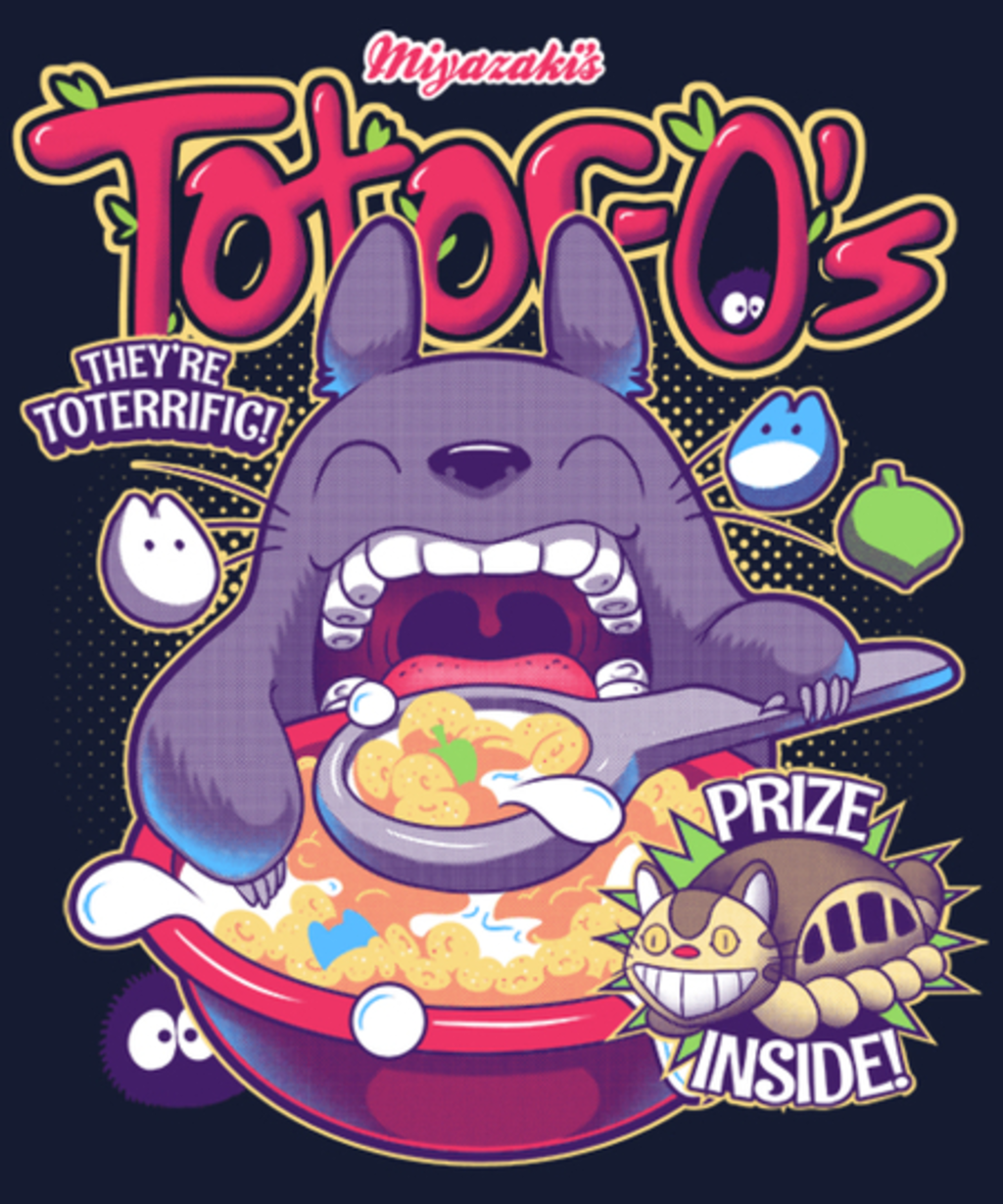Qwertee: Totor-O's