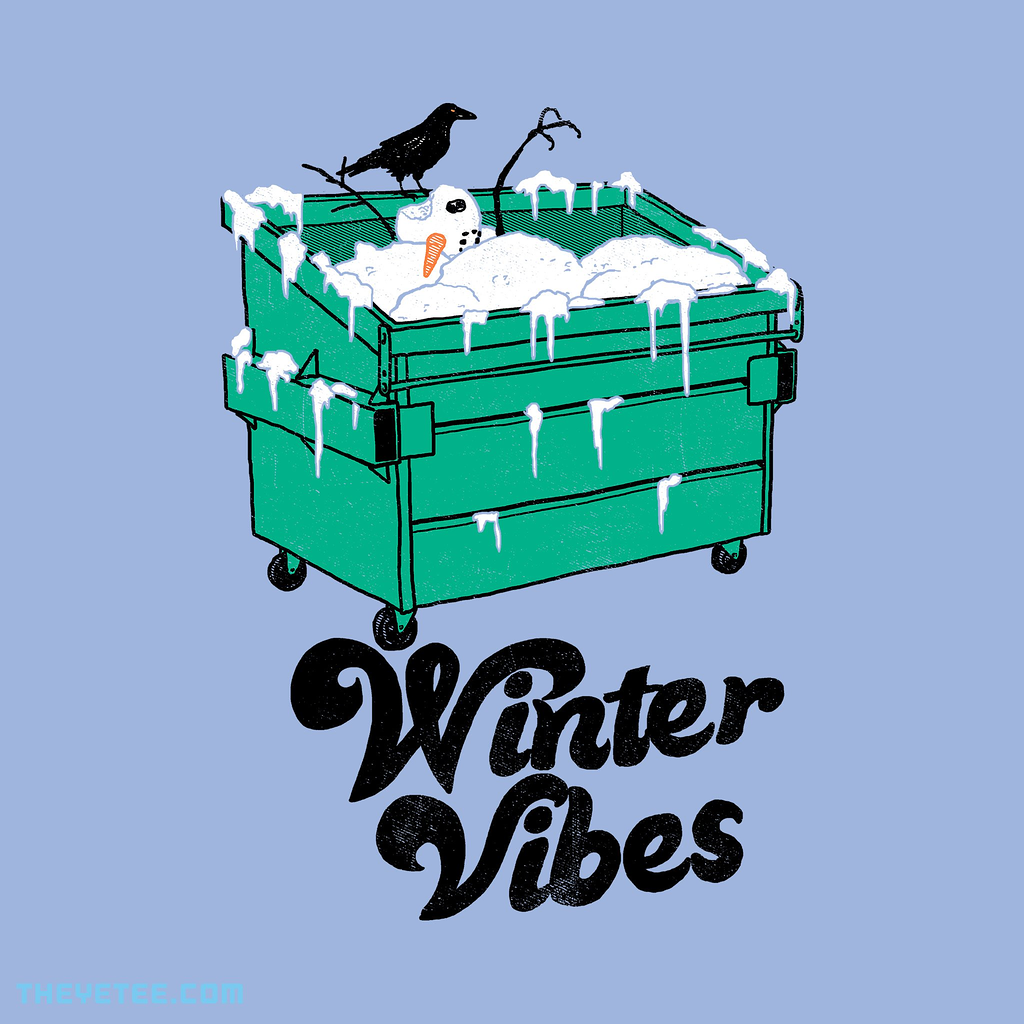 The Yetee: Winter Vibes