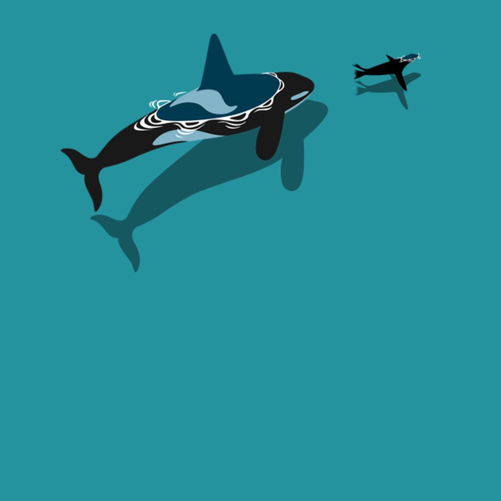 NeatoShop: killer whale hunt