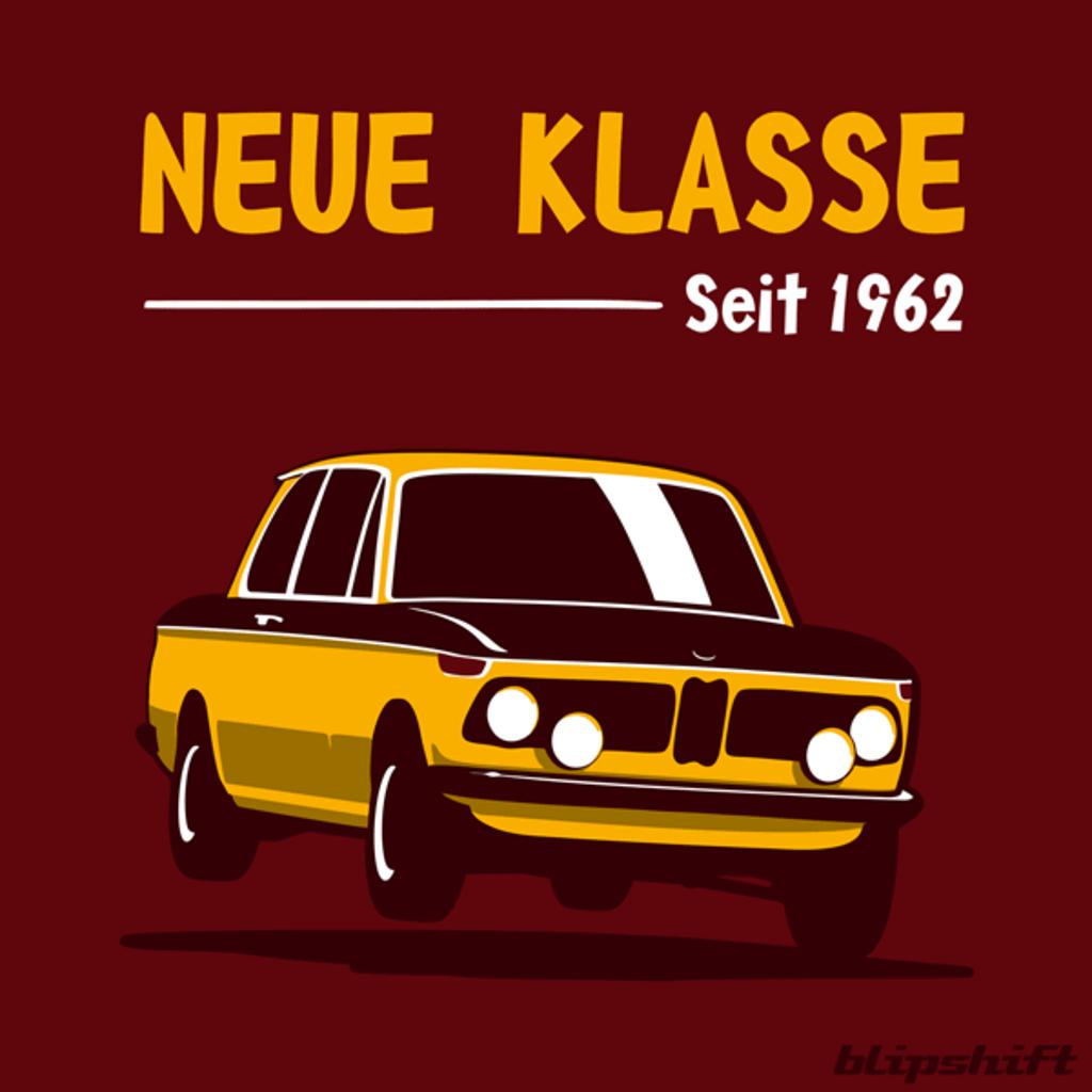 blipshift: Klassy