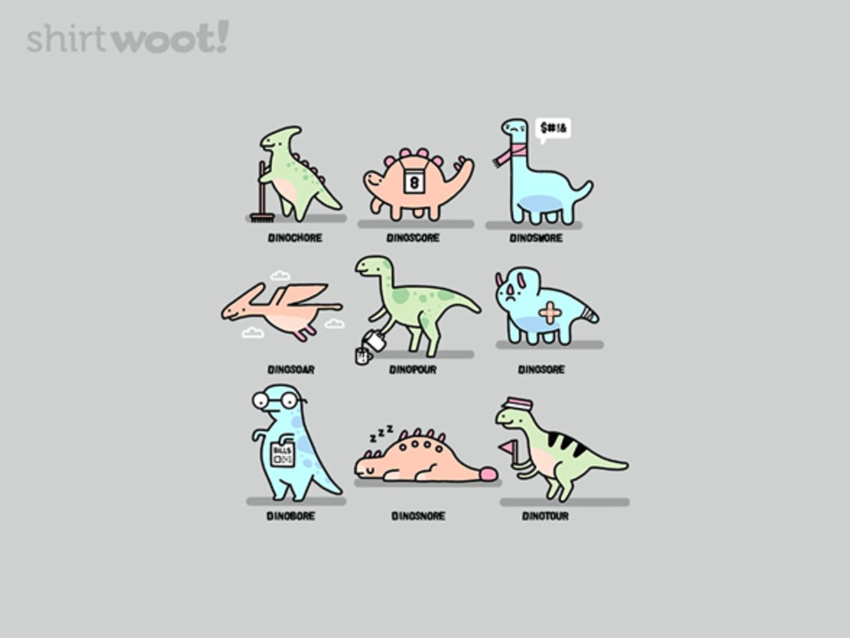 Woot!: Jurassic Puns
