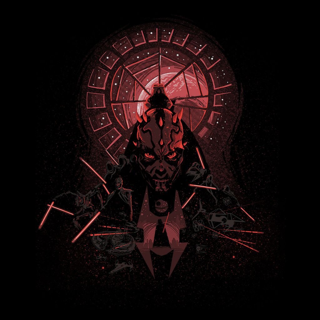 Pop-Up Tee: 2.6 Sith Nightmare