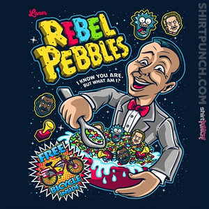 ShirtPunch: Rebel Pebbles