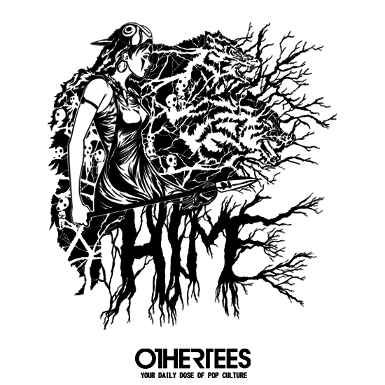OtherTees: Forest's Princess