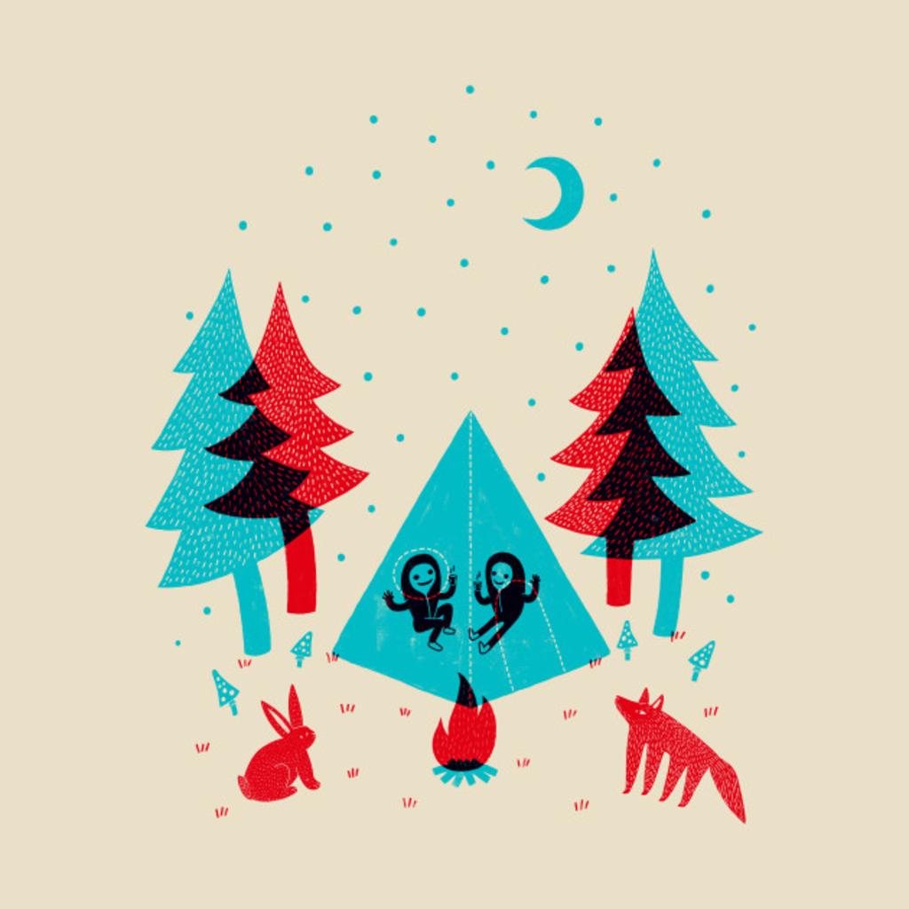 TeePublic: Under The Moonshine