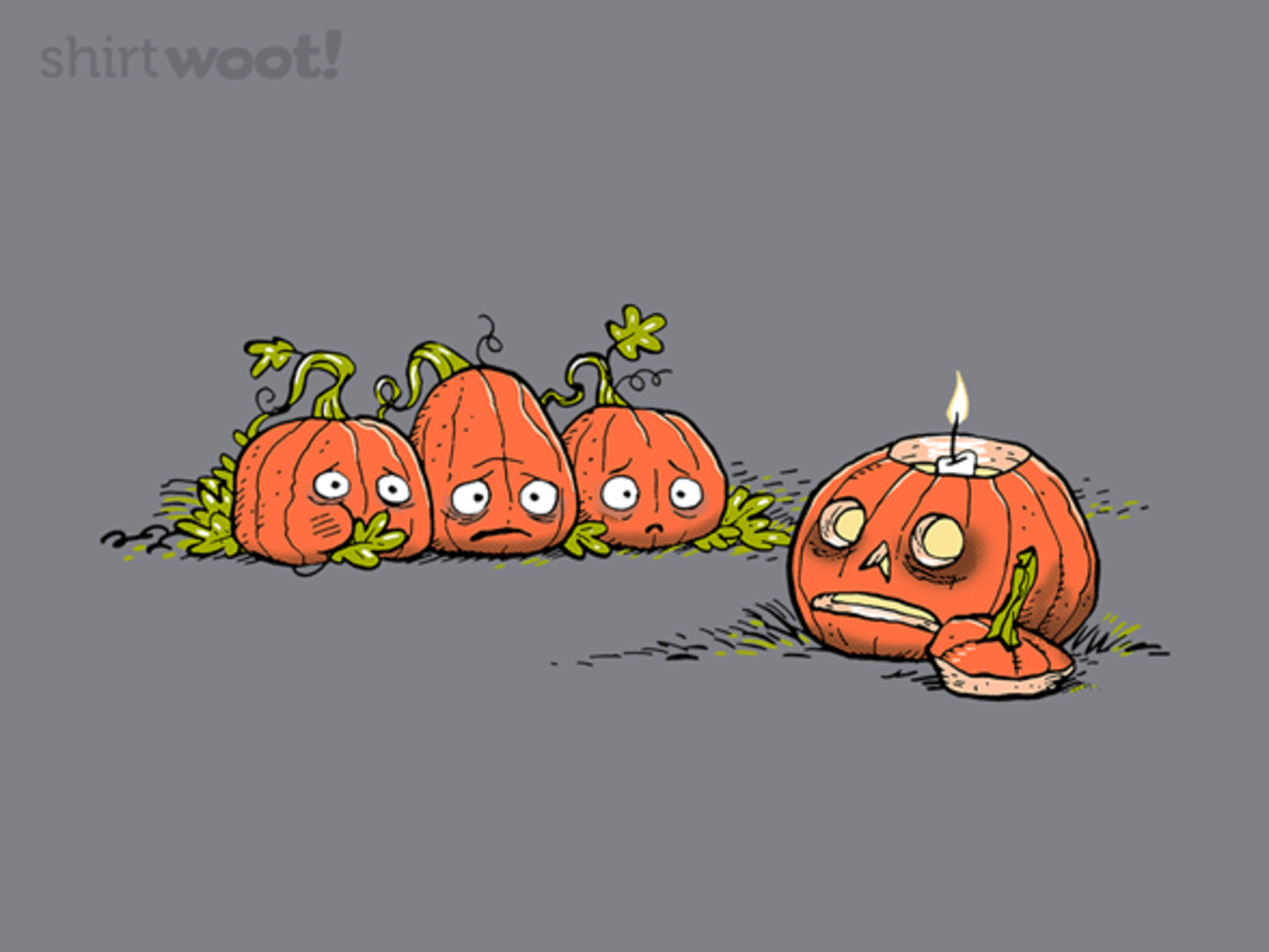 Woot!: Ghoulish Gourd