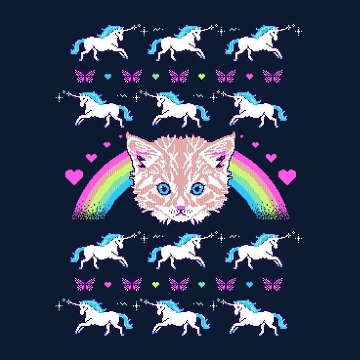 Once Upon a Tee: Most Meowgical Sweater