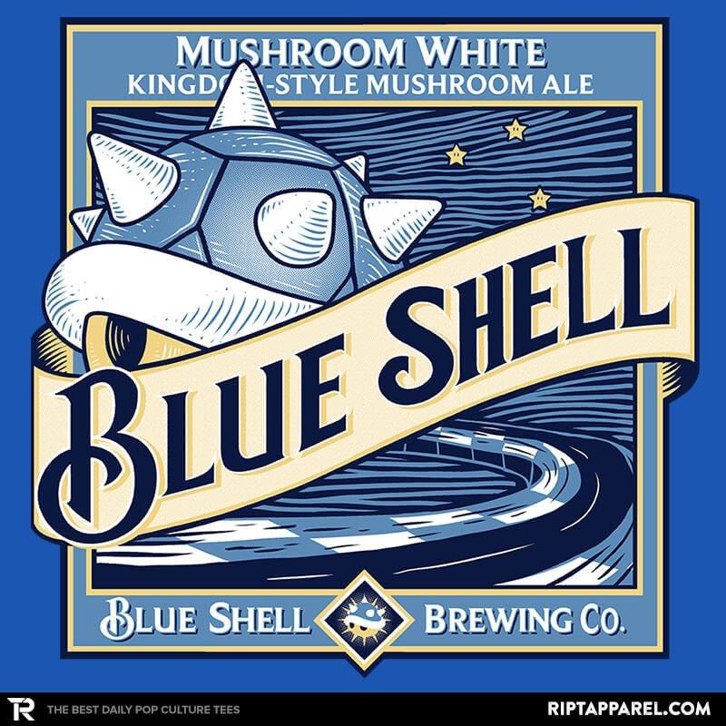 Ript: Blue Shell Beer