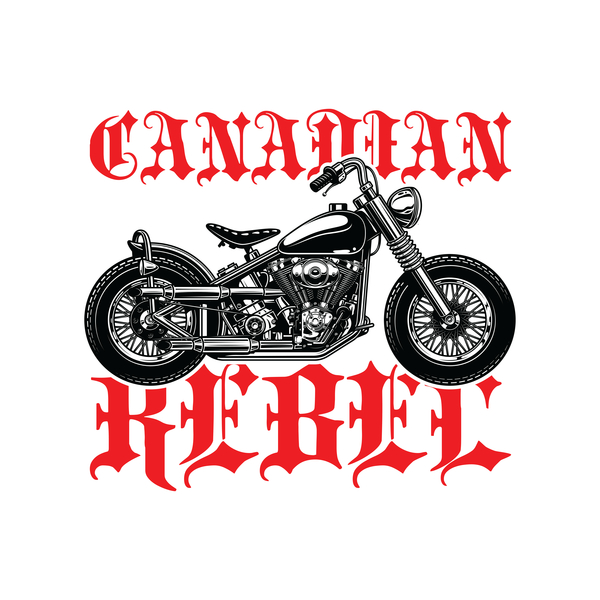 NeatoShop: Canadian Rebel - I Love Canada