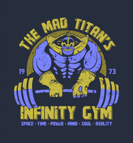 BustedTees: Infinity Gym