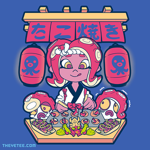 The Yetee: Octoyaki