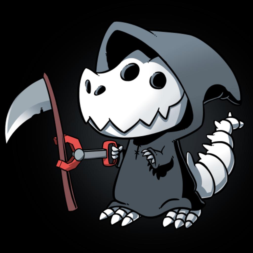 TeeTurtle: Grim Rex
