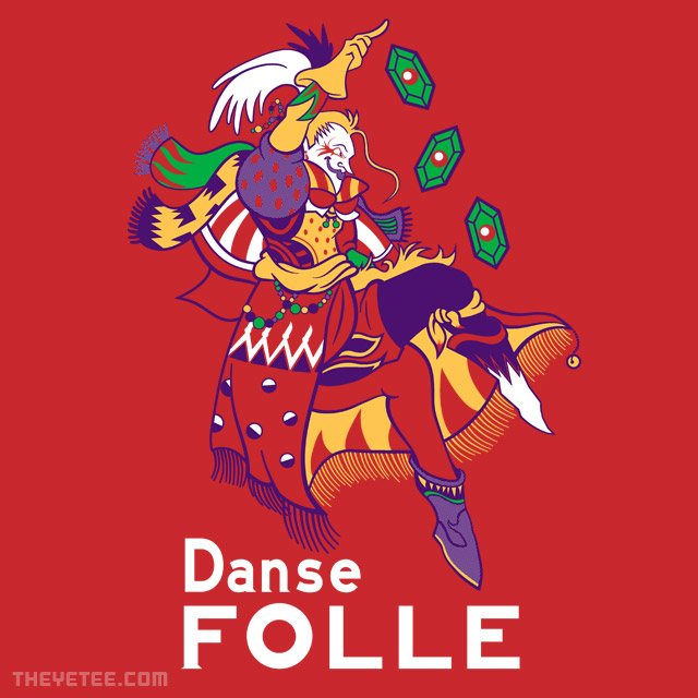 The Yetee: Danse Folle