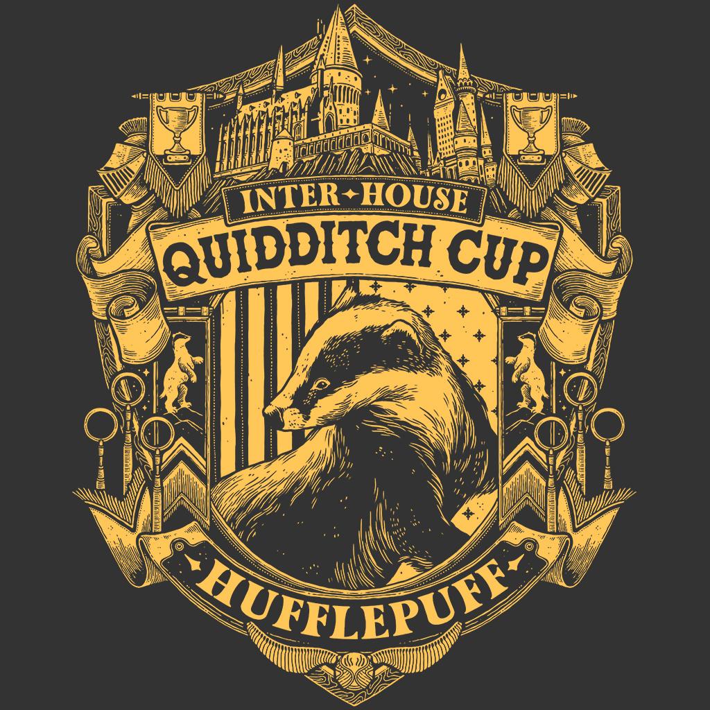 TeeTee: Team Hufflepuff