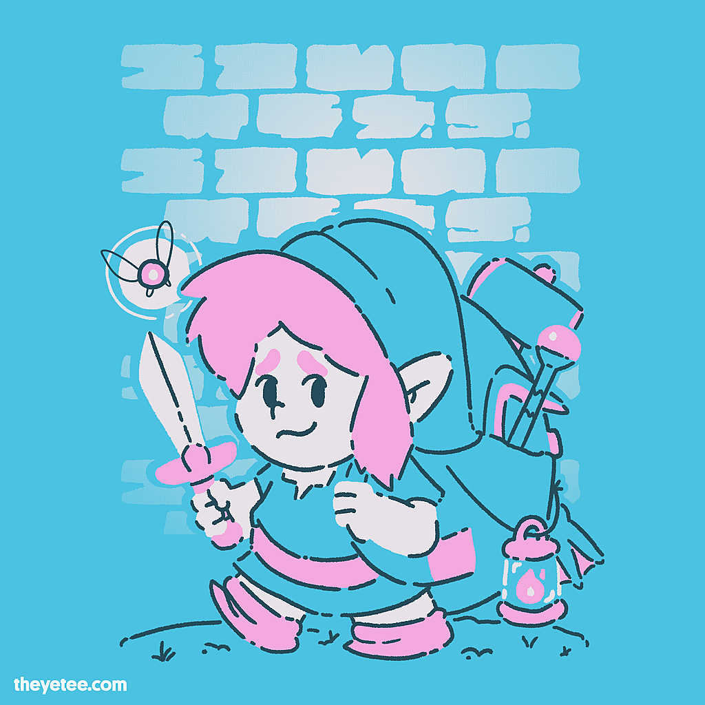 The Yetee: Adventure in a Bag