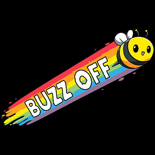 TeeTurtle: Buzz Off (Pt 2)