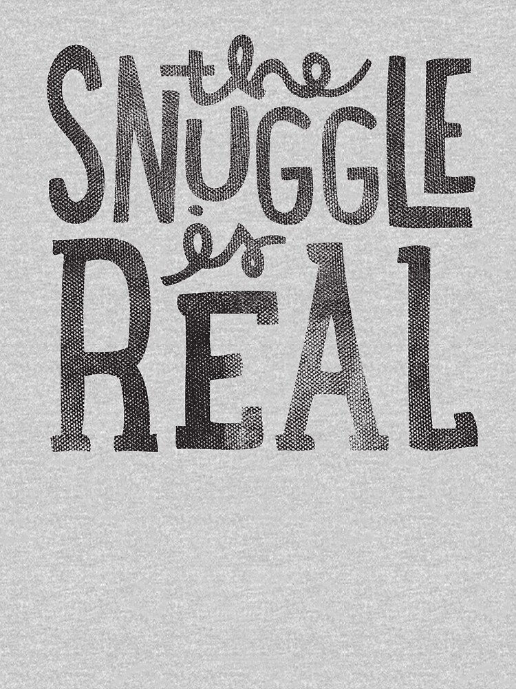 RedBubble: The Snuggle is Real