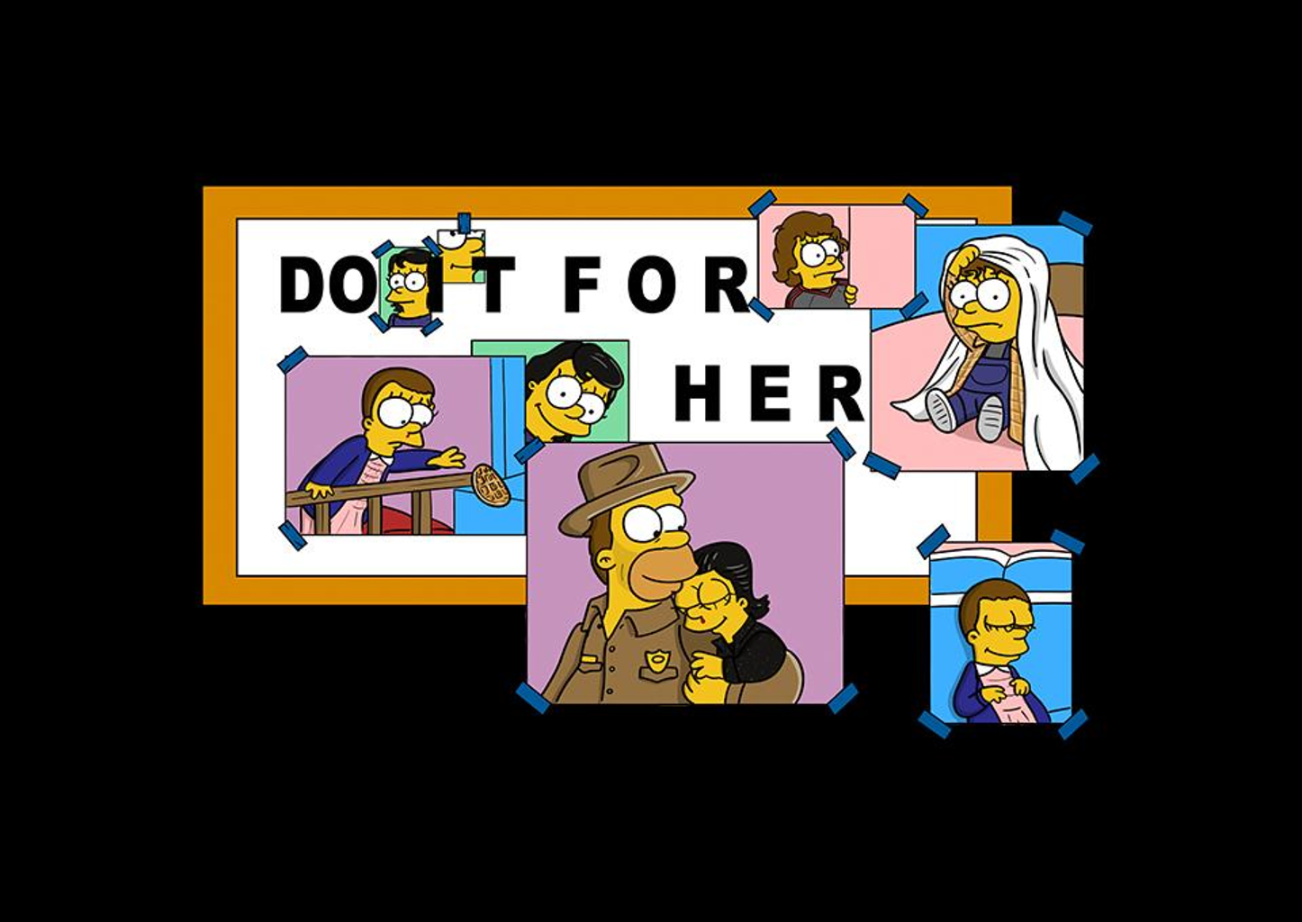 TeeFury: Do It For Her