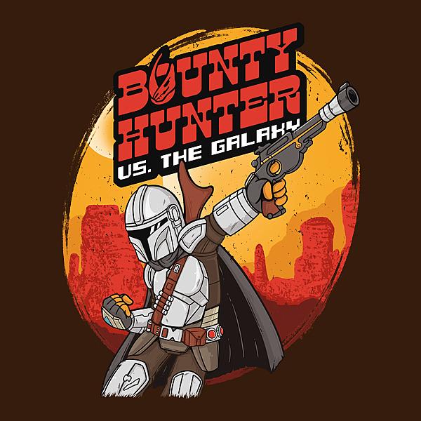 NeatoShop: Bounty Hunter vs. The Galaxy