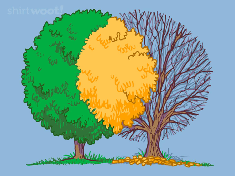 Woot!: Seasonal Venn