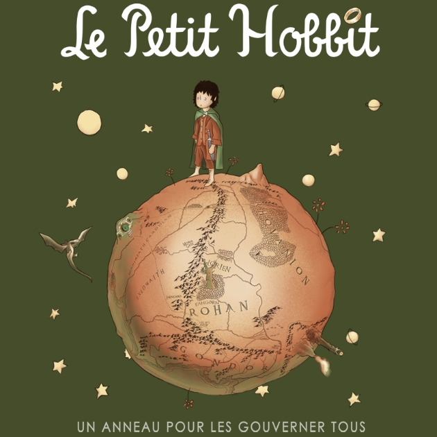 TeeTee: Le Petit Hobbit