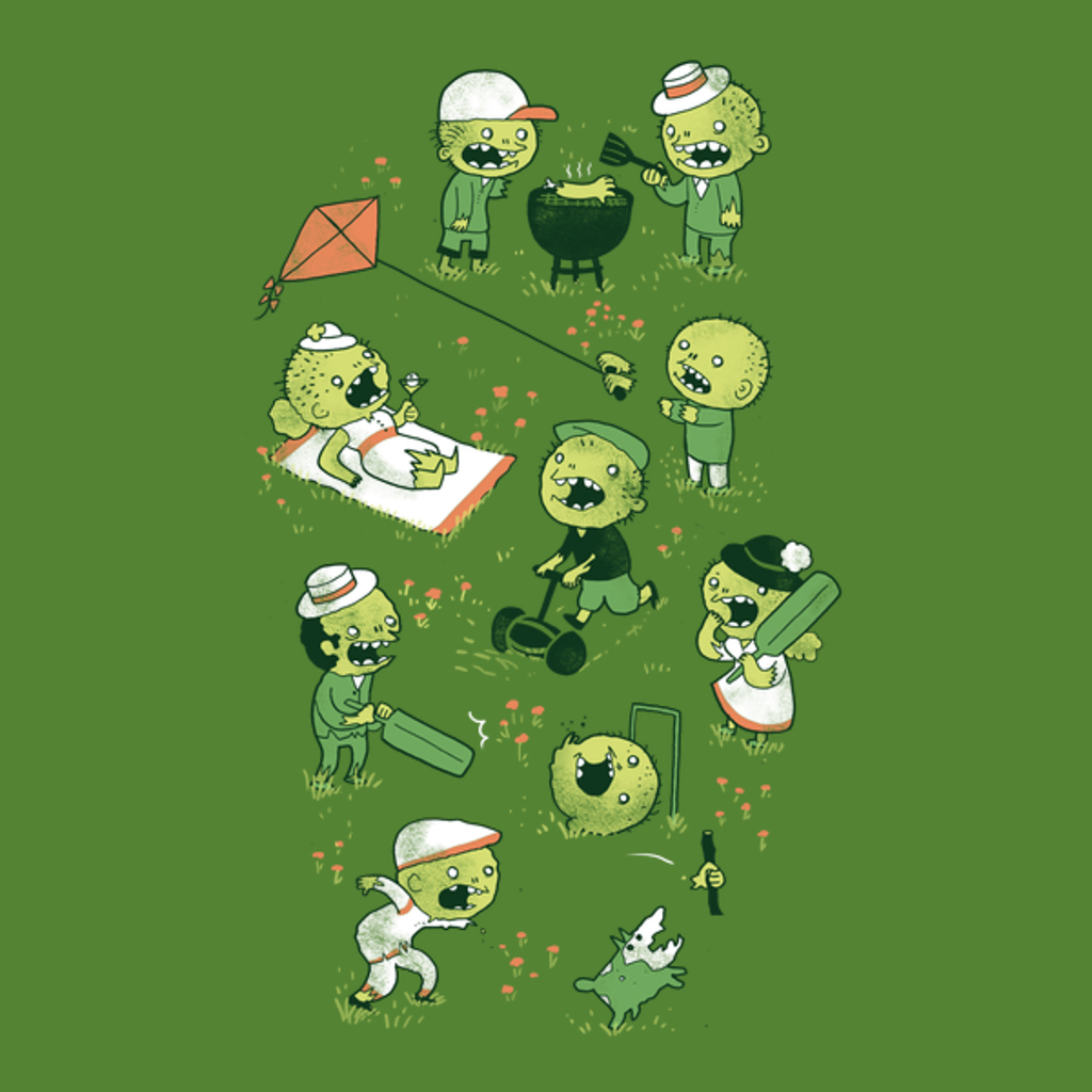 NeatoShop: Lawn Of The Dead
