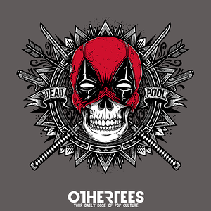 OtherTees: Dead Skull