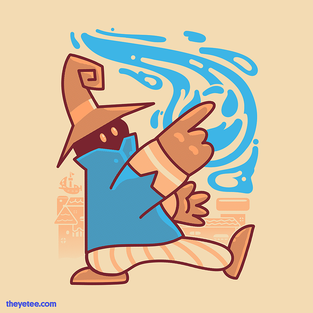 The Yetee: Magic Ticket