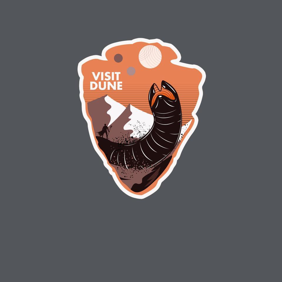 TeeFury: Visit Dune