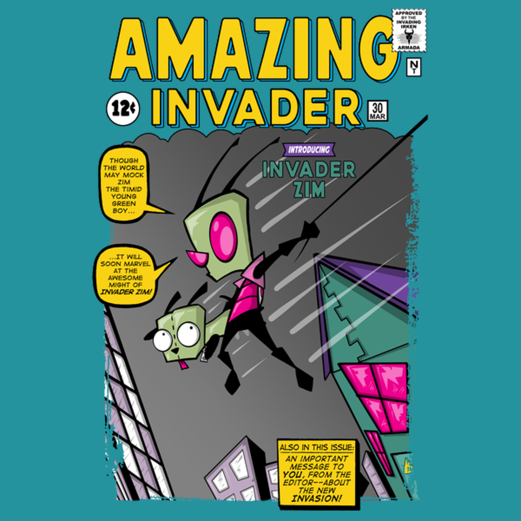 NeatoShop: Amazing Invader