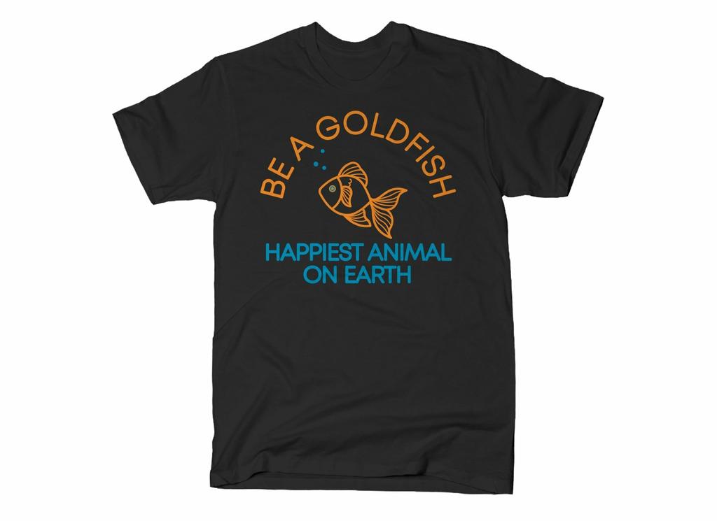 SnorgTees: Be A Goldfish