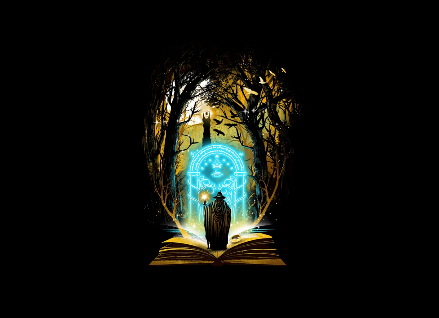 Threadless: Book of Magic and Adventures