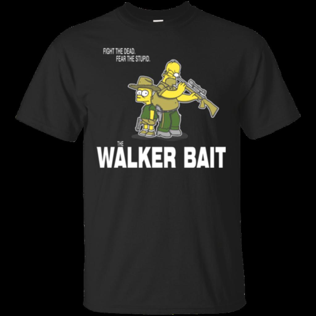 Pop-Up Tee: The Walker Bait