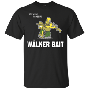 Pop-Up Tee: The Walker Bait