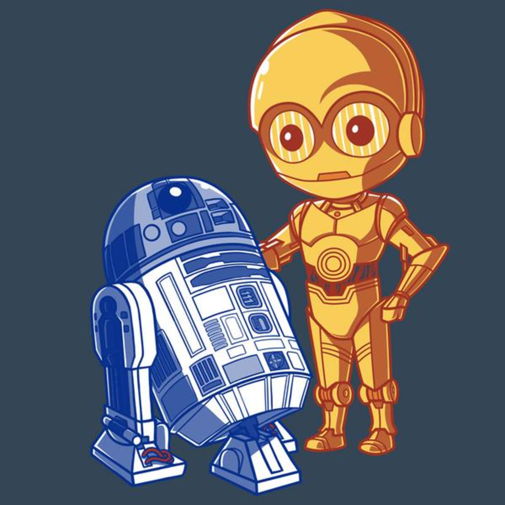 TeeTurtle: The Droids You're...