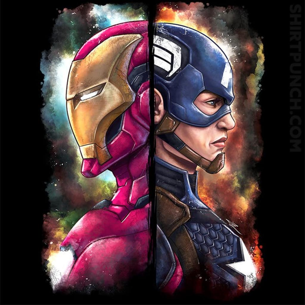 ShirtPunch: Heroes Til The End