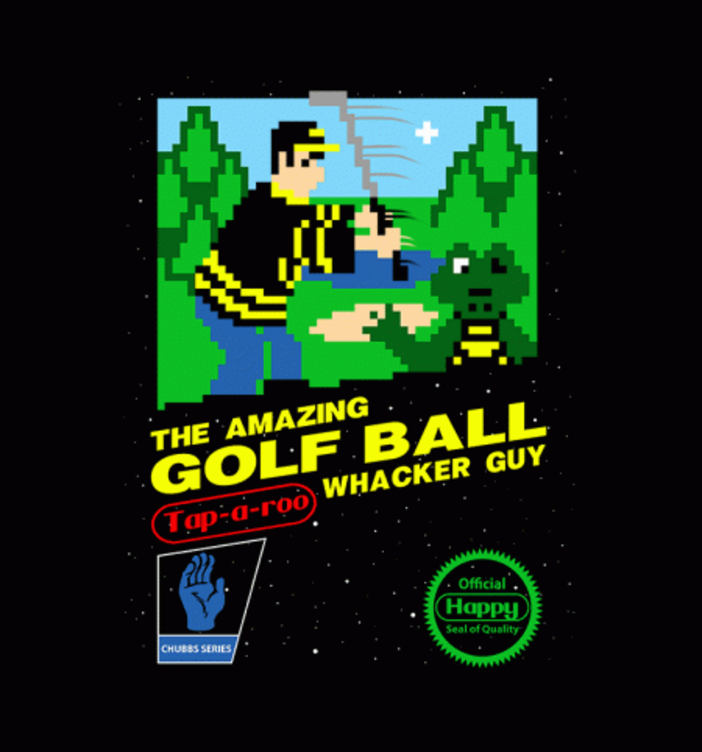 BustedTees: Happy Golf
