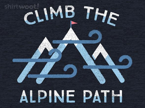 Woot!: Alpine Path