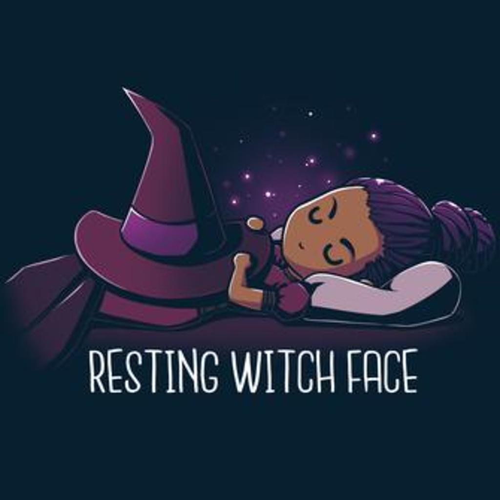 TeeTurtle: Sleepy Witch