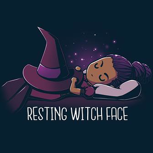 TeeTurtle: Sleepy Witch