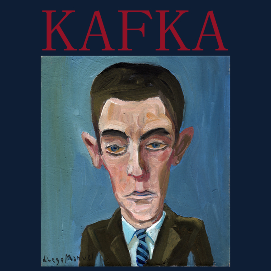 NeatoShop: Kafka portrait