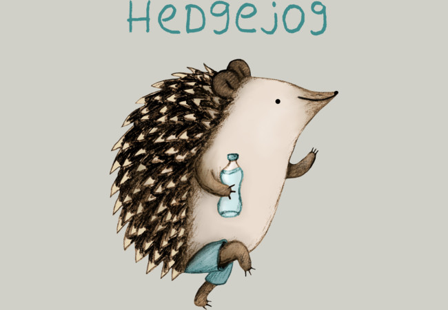 Design by Humans: Hedgejog