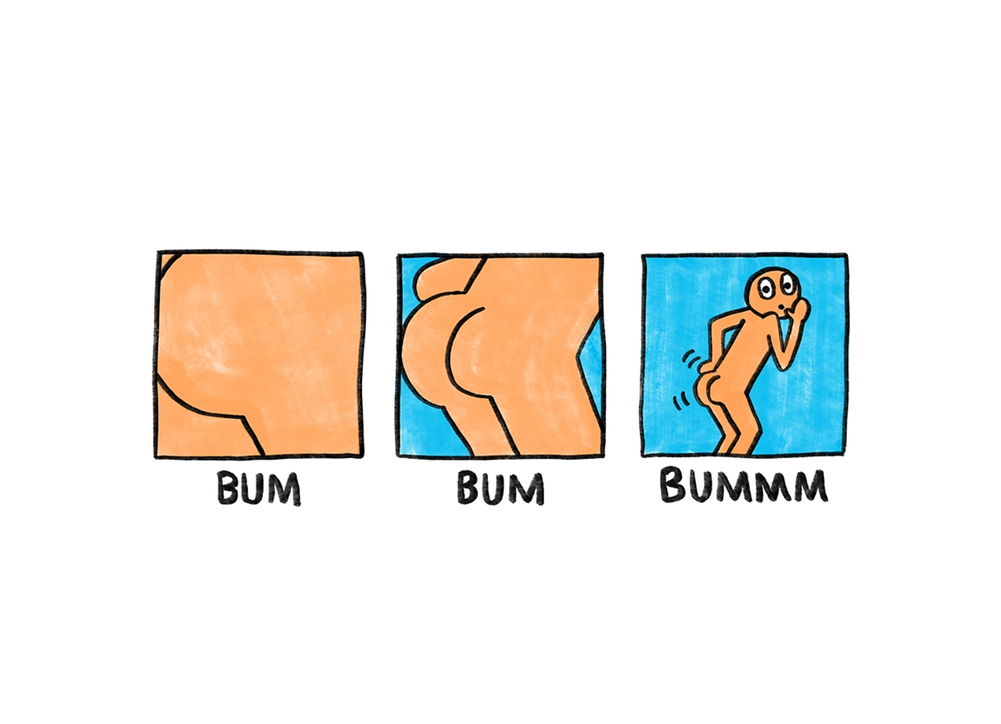 Threadless: BUM BUM BUMMM